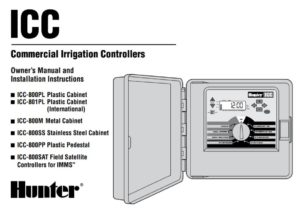 Hunter-ICC-Commercial-Irrigation-Controllers