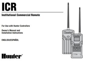 Hunter-ICR-Institutional-Commercial-Remote