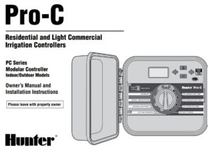Hunter-Pro-C-Residential-and-Light-Commercial-Irrigation-Controllers