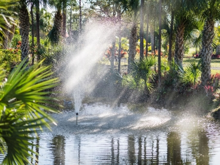 Evergreen-Pond-Sprinkler-installations